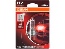 Lamp H7 Osram Night Breaker Silver (Bl1)