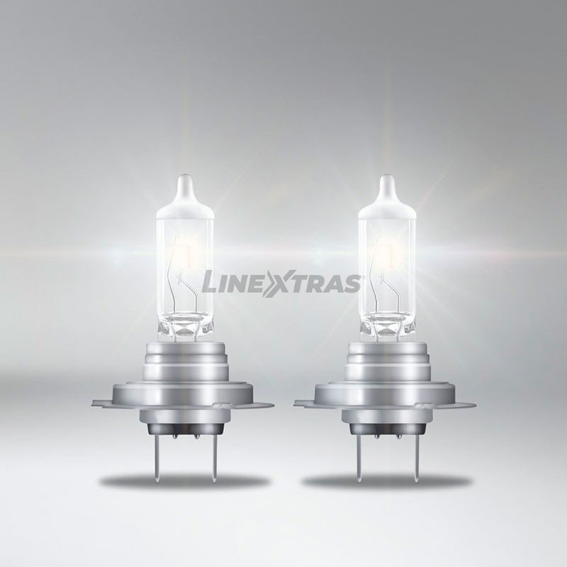 Lamps H7 Osram Night Breaker Silver (Cx2)