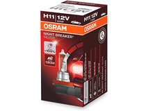 Lamp H11 Osram Night Breaker Silver