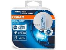 Lamp S H15 Osram Cool Blueintense 12V 55/15W Cx2