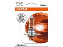 Lamp H7 Osram 12V 55W (Bl 1)