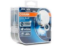 H4 Osram Cool Blue Inten12V 60 / 55W Lamps (Box 2)