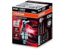 Lamp H4 Osram Night Bre Unl P43T 60 / 55W 12V