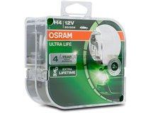 Lamp H4 Osram Ultra Life 12V 60 / 55W (Box 2)
