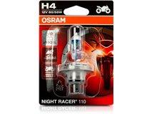Lamp H4 Osram Night Racer 110 60 / 55W 12V (Bl 1)