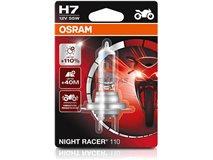 Lamp H7 Osram Night Racer 110 55W 12V (Bl 1)