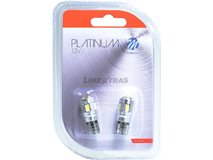 Lamps, T10, 12V, 6Xsmd 5630, Canbus 3W