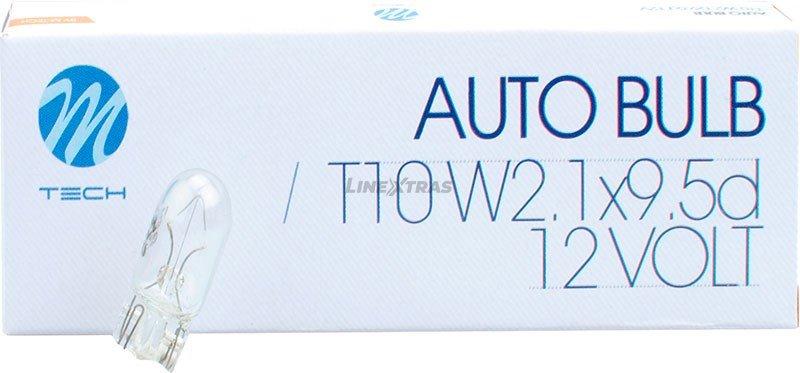 T10-W5W 12V 5W Lamp