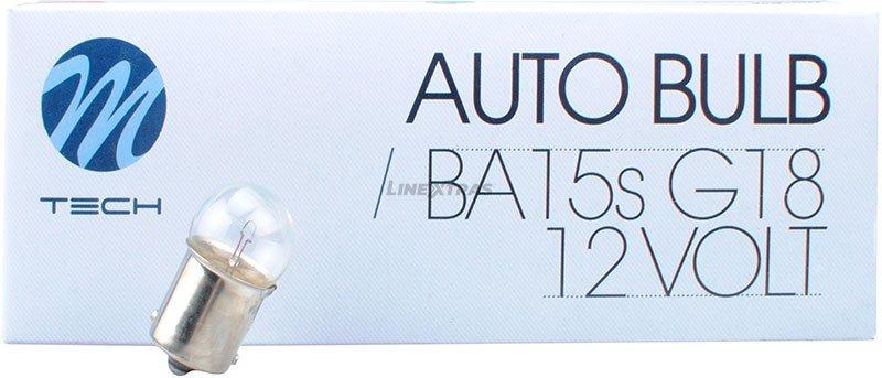 Bulb Ba15S 12V 5W (G18)