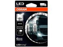 Lampadas Ba9S Osram Ledriving 1W 24V (Bl 2)