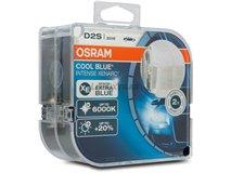 D2S Lamps Osram Xenarc Cool Bl Inten (Box 2)