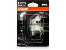 Lampada Led C5W 1W 12V Sv8.5-8 5Xbli1 4K Osram