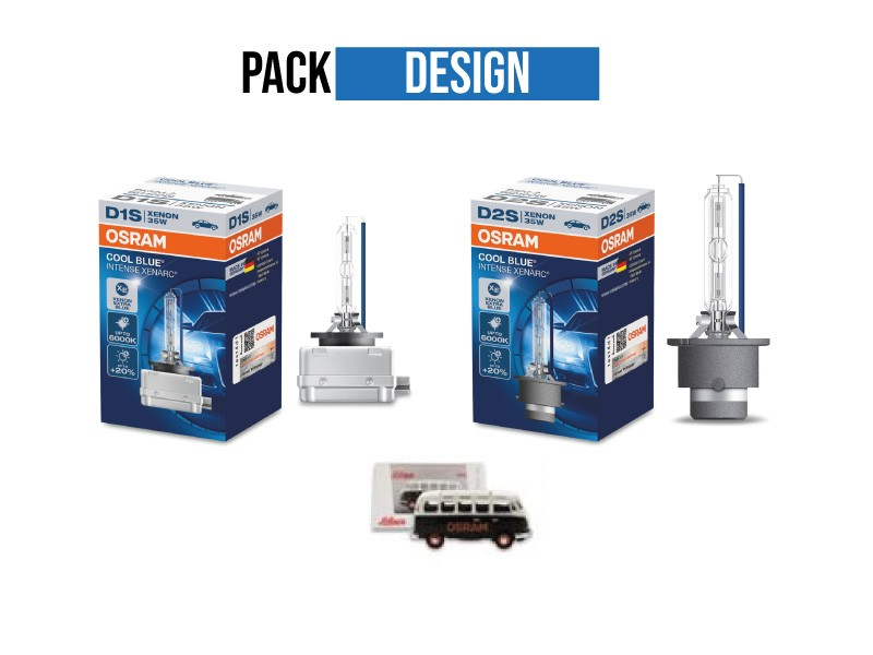 Summer Pack Design 2x66140CBI 2x66240CBI