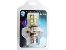 ºº LAMPADA H4 12v 18x SMD5050, 4,32w