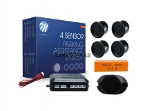 Kit 4 parking sensors 21mm PR S / DISP