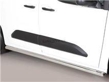 Estriberas Tubo 63mm Inox Toyota Proace City 2019