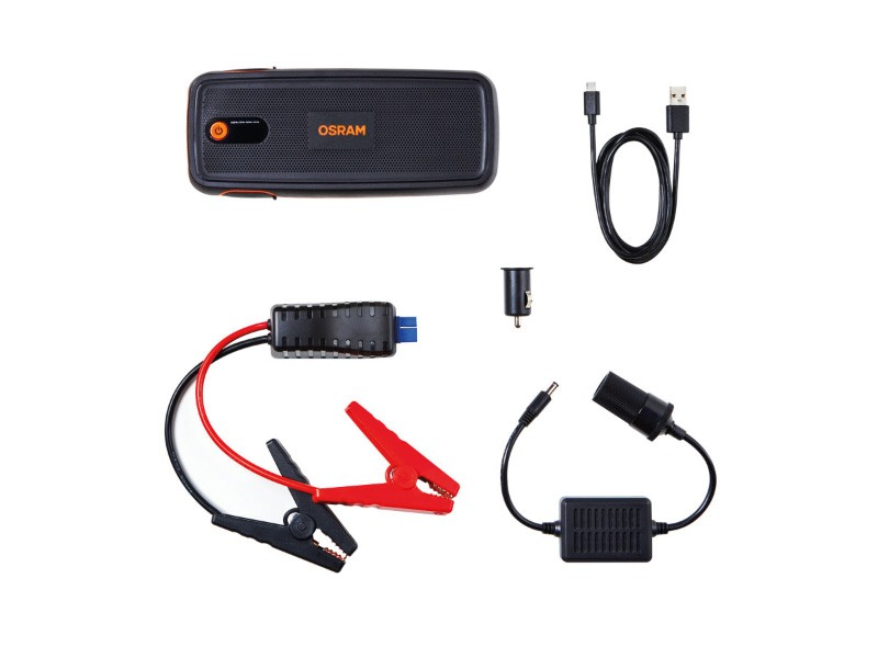 [06.OBSL400] Compact lithium starter booster 12v 16800mAH