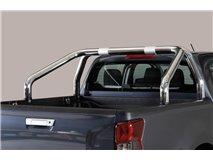 ROLL-BAR S.STEEL ISUZU D-MAX 2020 CAB/D X/C