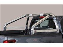 ROLL-BAR BRANDED S.STEEL ISUZU D-MAX 2020 D/CAB X/C
