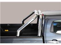 ROLL-BAR S.STEEL ISUZU D-MAX 2020 D/CAB X/C