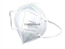 Protective Mask Ffp2 Without Valve 25Un