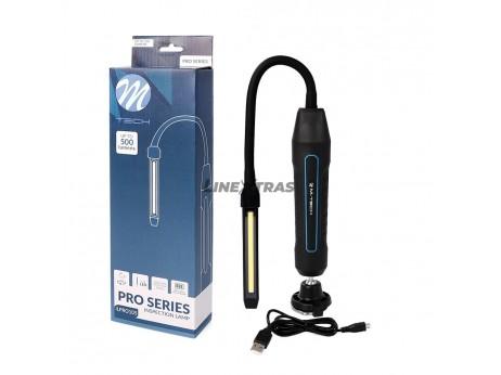 Flashlight pro series battery LEDCOB [LED OSRAM] 500lm, 5W