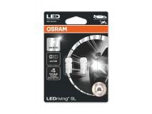LEDriving SL W2.1X9.5d (W5w) WHITE 6000K, 0,8W