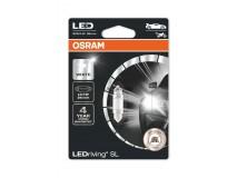 LEDriving SL SV8.5-8 C5W (36 mm) WT. 6000K ,0,6W