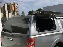 Starflex Ford Ranger 2012 - C / D Side Doors (Primary)