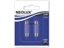 BLISTER LAMP. NEOLUX R5W 12V 5W C5W SV8.5-8 [2 UN]