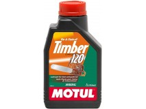 CHAINSAW CHAIN OIL TIMBER 120 1Lt GARDEN MOTUL
