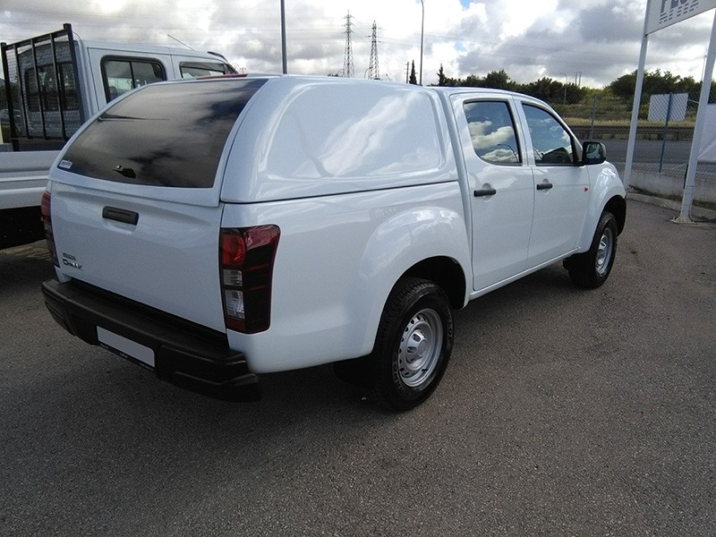 Hard-Top Isuzu D-Max 2017+ W/O Windows Linextras