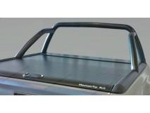 Roll-Bar Stainless Steel Black VW Amarok 2010+ Mountain Top