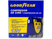 Compressor Goodyear 120 PSI 3.5 BAR