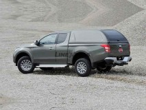 Hard-Top Fiat Fullback Extended Cab W/O Windows Linextras  (Primary)