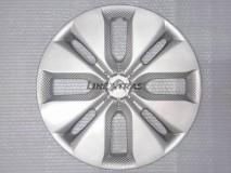 Wheel Trims 15'' Citroen C3 09-16