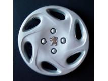 Wheel Trims Chrome 14'' Peugeot Bipper