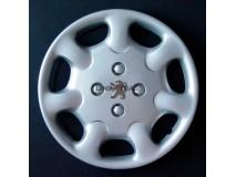 Wheel Trims Chrome 15'' Peugeot Ranch/Partner 98-08