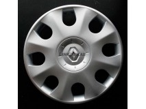 Wheel Trims 15'' Renault Clio 05-09