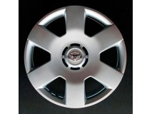 WHEEL COVERS TOYOTA WITH LOGO CHROMED