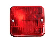 Fog Light - Stop Red (Screw Fitting)