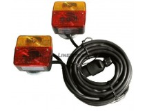 Rear Lighting Kit Including Bulbs