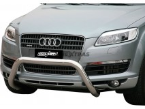 BIG BAR U INOX 76MM AUDI Q7
