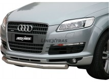 Front Protection Audi Q7 06-15 Stainless Steel 76MM