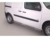 Side Steps Mercedes-Benz Citan 2012+ Stainless Steel DSP