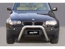 Big Bar U BMW X3 03-05 Stainless Steel 76MM W/O EC