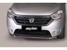 Front Protection Dacia Dokker Stainless Steel 63MM