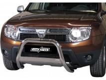 Big Bar U Dacia Duster Stainless Steel W/EC