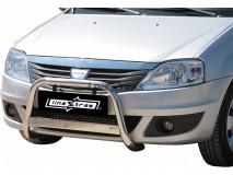Big Bar U Dacia Logan MCV Stainless Steel W/O EC W/ Leg.