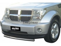 Front Protection Dodge Nitro 2007+ Inox 63ММ